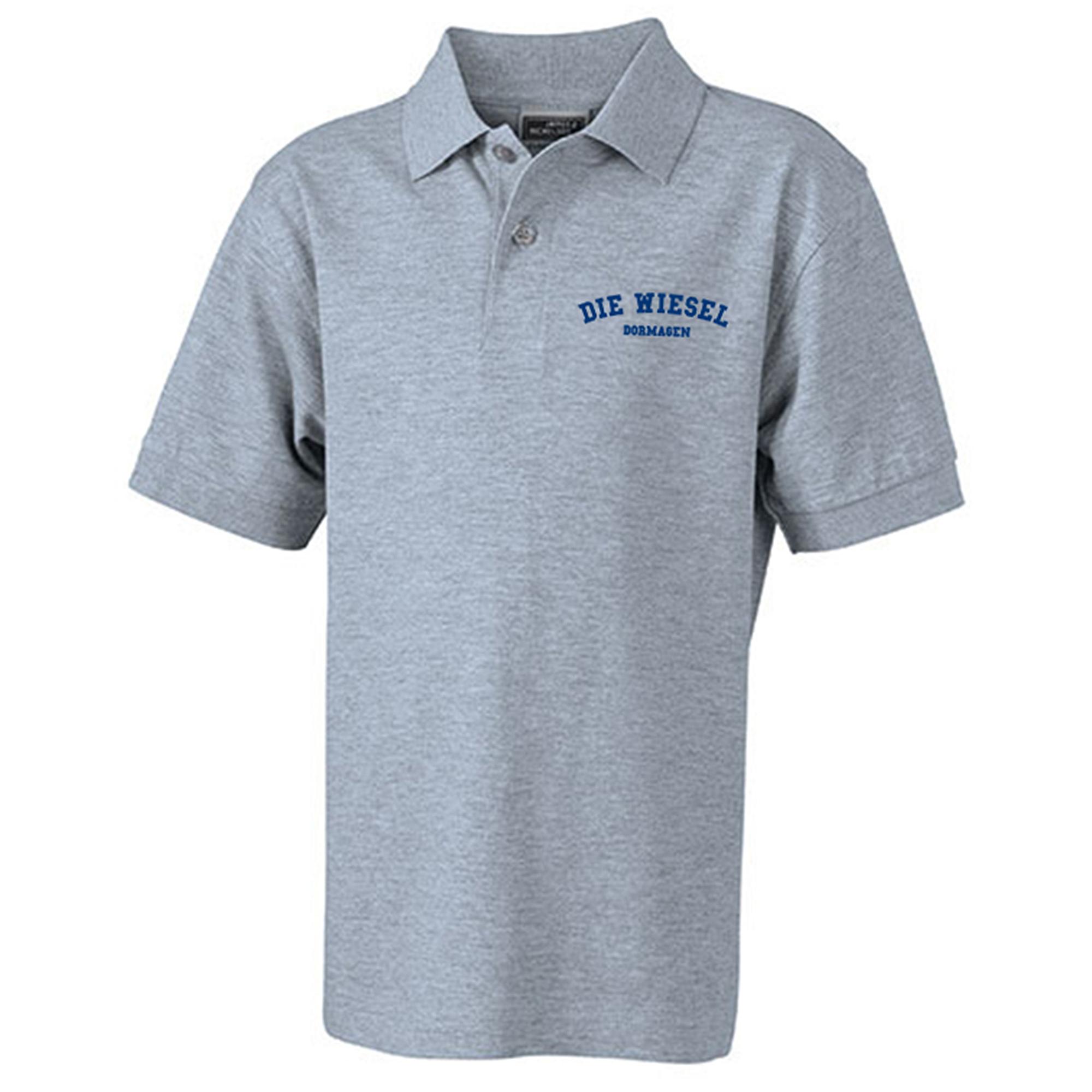 """Polo-Shirt """"Die Wiesel"""" Herren"""