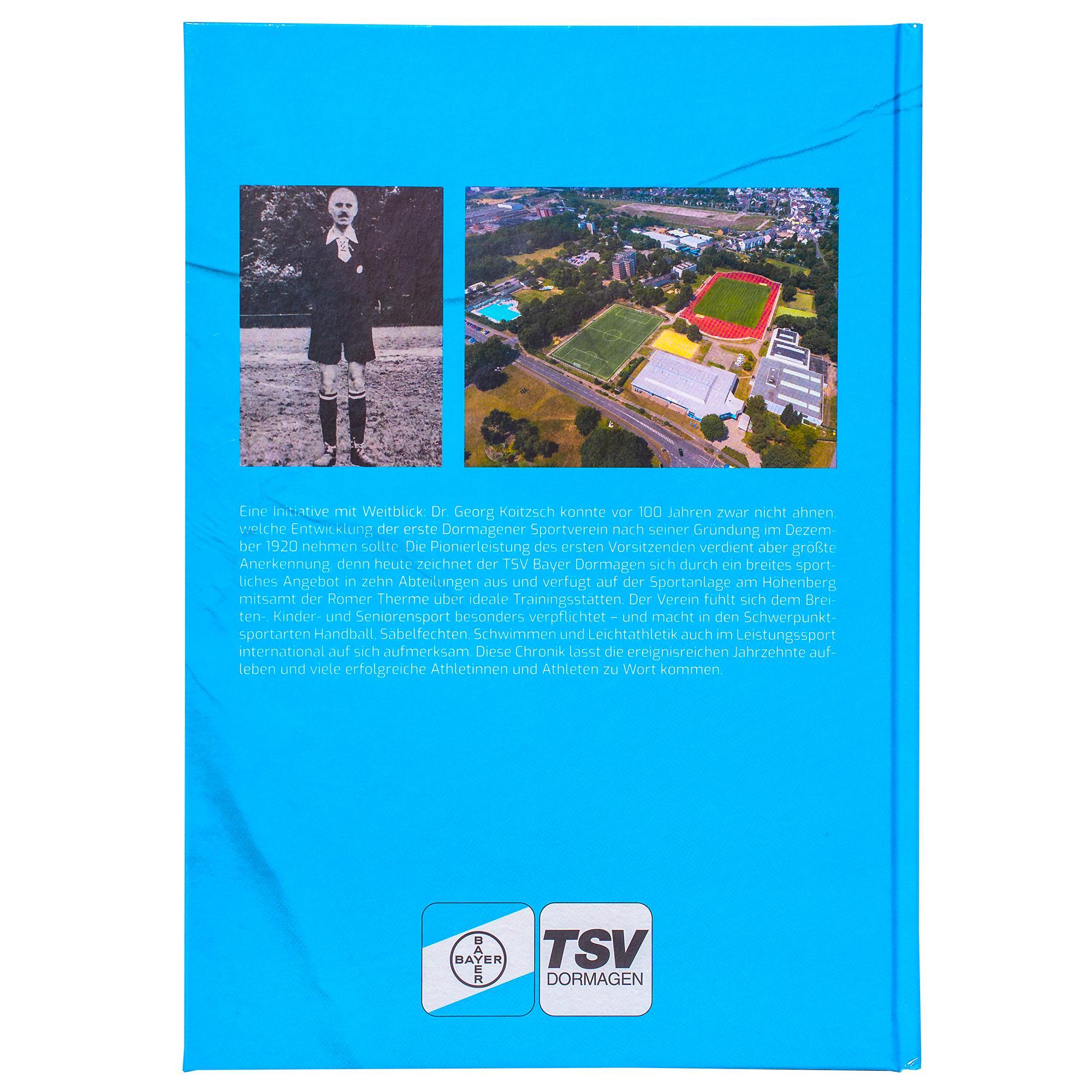 100 Jahre TSV Bayer Dormagen - Die Chronik