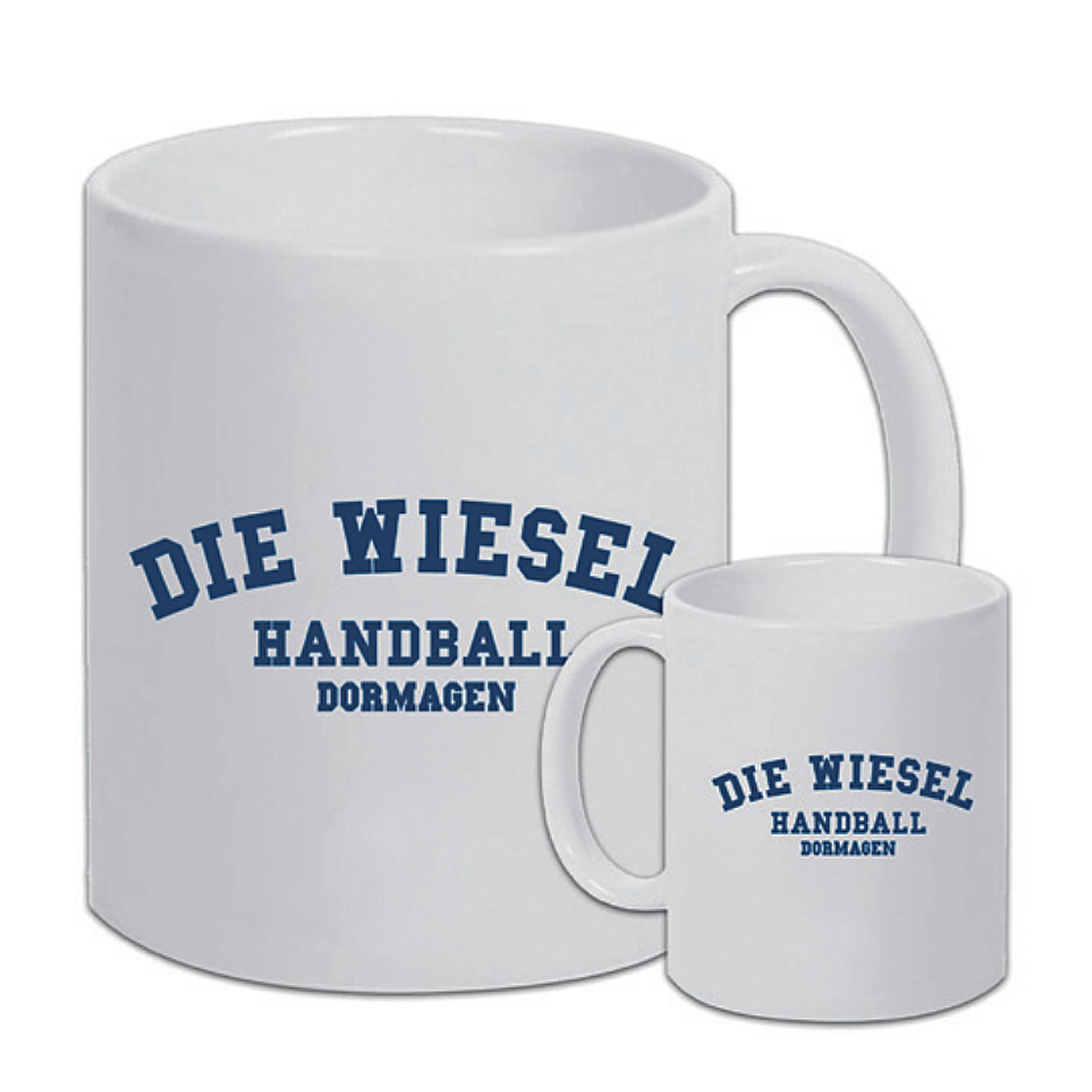 """Tasse """"Die Wiesel"""""""